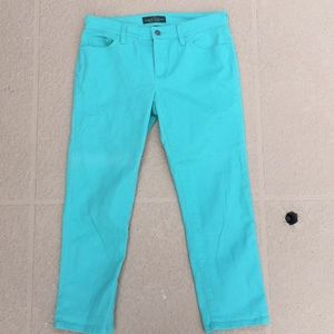 Ralph Lauren Capri jeans size 6